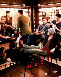 The Wanted Life - Promotion lvia fb