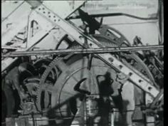 The footage is amazing- and hair-raising. Sixteen men died in the construction of the bridge, the last the day before it opened.▶ The Construction of Sydney Harbour Bridge - YouTube