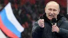 View from Russia: How Putin shrugs off the slump By Alexander Nekrassov, Special to CNN.
