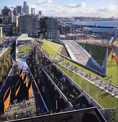 Seattle Olympic Sculpture Park_