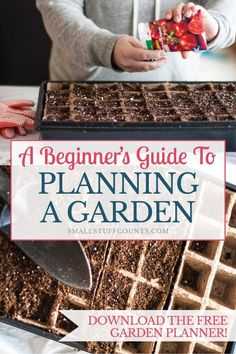 Do you have a small or large backyard? Are you thinking about sprucing out your porch or patio? Well, container gardening is one of the best ways to keep your garden looking beautiful, regardless of the space. Try these container gardening tips for the. Gardening Supplies, Gardening Hacks, Gardening Services, Free Garden Planner, Bush Beans, Starting A Garden, Home Vegetable Garden, Organic Gardening Tips, Homestead Survival