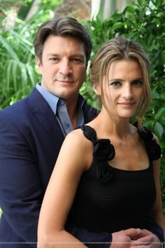 EVENTS: Stana Katic & Nathan Fillion at Hollywood's Foreign Press Association Stana Katic, Alexis Castle, Seamus Dever, Tamala Jones, Mejores Series Tv, Castle Tv Series, Molly Quinn, Castle Beckett, Greys Anatomy Cast