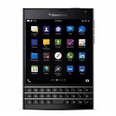 Blackberry Passport Sqw100-1 32Gb (Black) Unlocked Smartphone