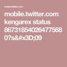 mobile.twitter.com kengarex status 867318540264775680?s=09