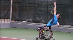 [VÍDEO] Más que un deporte el tenis de silla de ruedas -...