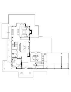Ray's House: floor plan of level 1