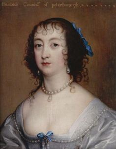 Elizabeth Howard by Anthony van Dyck