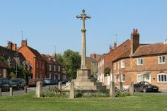 War Memorial, Brill, Buckinghamshire