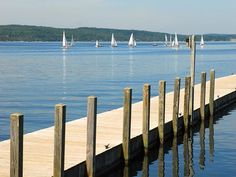 Why you should visit Lake Charlevoix - USATODAY.com  Boyne City is on Lake Charlevoix and is an awesome place to visit!