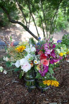 silver lake farm flowers, grown in glassell park.