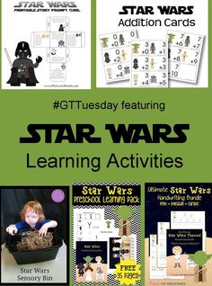 Star Wars Learning A
