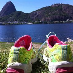 Motivation- run in the sun with a beautiful view