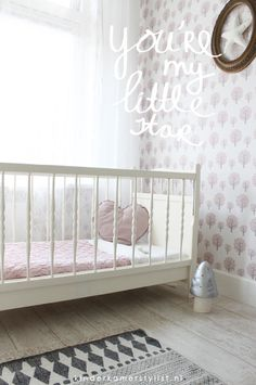 Nieuwe kinderkamer online! #kidsroom #childrensroom | Kinderkamerstylist.nl