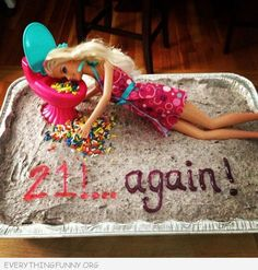 funny birthday cakes for women - Google Search