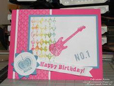 Birthday card week continues...