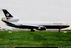 G-BHDI British Airways McDonnell Douglas DC-10-30