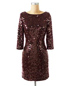 I think this could be my birthday dress....I am turning 30 after all, I think that calls for a party dress!