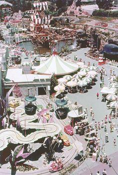 Vintage Disneyland!