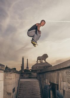 Parkour and Dance
