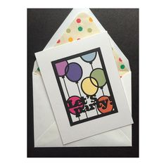 Happiest of birthdays triple G @g3minneapolis #papercrafts #denimandinkcards #diy #cards #papertreyink
