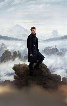 RSC Hamlet - full shot for poster and programme