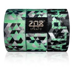 Alpha Zox strap set..meant to remind you of all the qualities of a good leader.