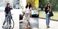 """TREND FOR THIS SEASON: """"torn"""" jeansFASHIONMG-STYLE 
