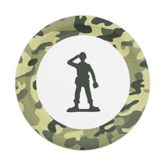 Transform your child's love of toy soldier play into a fun birthday party theme with our designs! This theme includes tableware, invitations, banners, cupcake toppers and favor tags! Army Party Themes, Army Party Decorations, Army Birthday Parties, Army's Birthday, Call Of Duty Cakes, Soldier Party, Army Symbol, Army Wedding, Kids Army