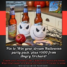 After you create your Haunted Cider Celebration board then click here to enter: http://spirit.votigo.com/fbsweeps/sweeps/Haunted-Cider-Celebration-Sweepstakes