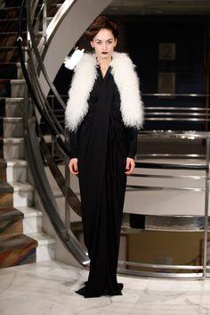 Josie Natori Fall 2012 Ready-to-Wear Fashion Show