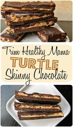 Trim Healthy Mama Turtle Skinny Chocolate