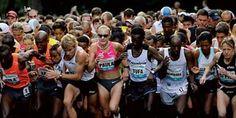 Hal Higdon Marathon Training was great preparation.  Following it once again:)