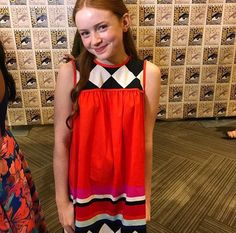 sadie sink ♡ max in stranger things 2!