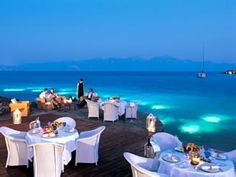 Thalassa Waterfront restaurant (in Elounda, Crete, Greece)gotta go here!!!