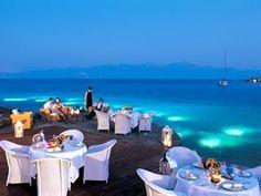 Thalassa Waterfront restaurant (in Elounda, Crete, Greece)
