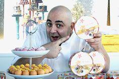 Duff Goldman's Cake Inspired Truffles for Godiva
