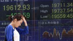 September 13, 2015 2:57 pm Stock sell-off reveals 'major faultlines' in economy, BIS says Ferdinando Giugliano, Economics Correspondent I