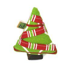 Catnip Cat Toy Catnip Holiday Christmas Tree by wagsandwiggles