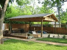 outdoor carport plans