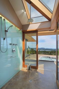 Design Innova: 20 Sedutores Banheiros ao Ar Livre