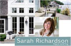 Sarah Richardson outdoor
