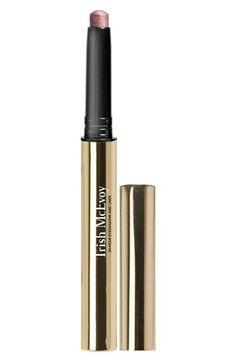 Trish McEvoy '24-Hour' Eyeshadow & Eyeliner - great for a easy, pretty, metallic eye for day or night.