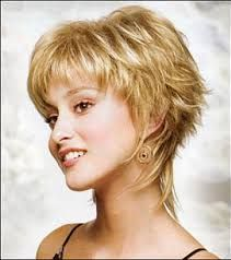 Image result for shag hairstyles for fine hair
