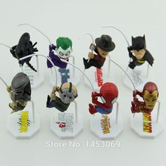 Joker PVC Action Figure Toys - free shipping worldwide