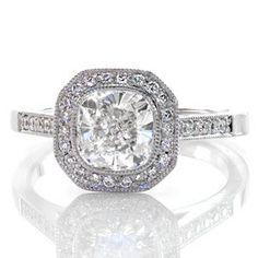 Design 2298 - Knox Jewelers - Minneapolis Minnesota - Halo Engagement Rings - Large Image