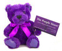purple store, my kind of store! ;D @Cheryl allen