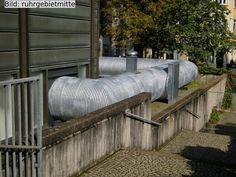 ruhrgebietMITTE - er bloggt - betreibt Kulturvermittlung: Gregor Schneider Installation Kunstmuseum -im BO Kunstmuseum