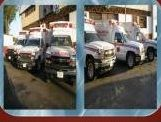 FABRICACIÓN AUTOMOTRIZ YUTICO 2001, C.A  Fabricación de ambulancias y Repotenciación de ambulancias, fabricacion de vehiculos especiales, alquiler de ambulancias, ventas de ambulancias, mecánica ligera, limpieza de inyectores, latonería y pintura, tapicería, electricidad, aire acondicionado      Diagnóstico electrónico, duple.    http://www.amarillasinternet.com/yutico2001