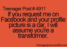I will assume you're a transformer
