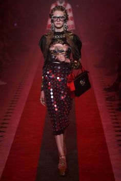 Gucci | Ready-to-Wear Spring 2017 | Look 35